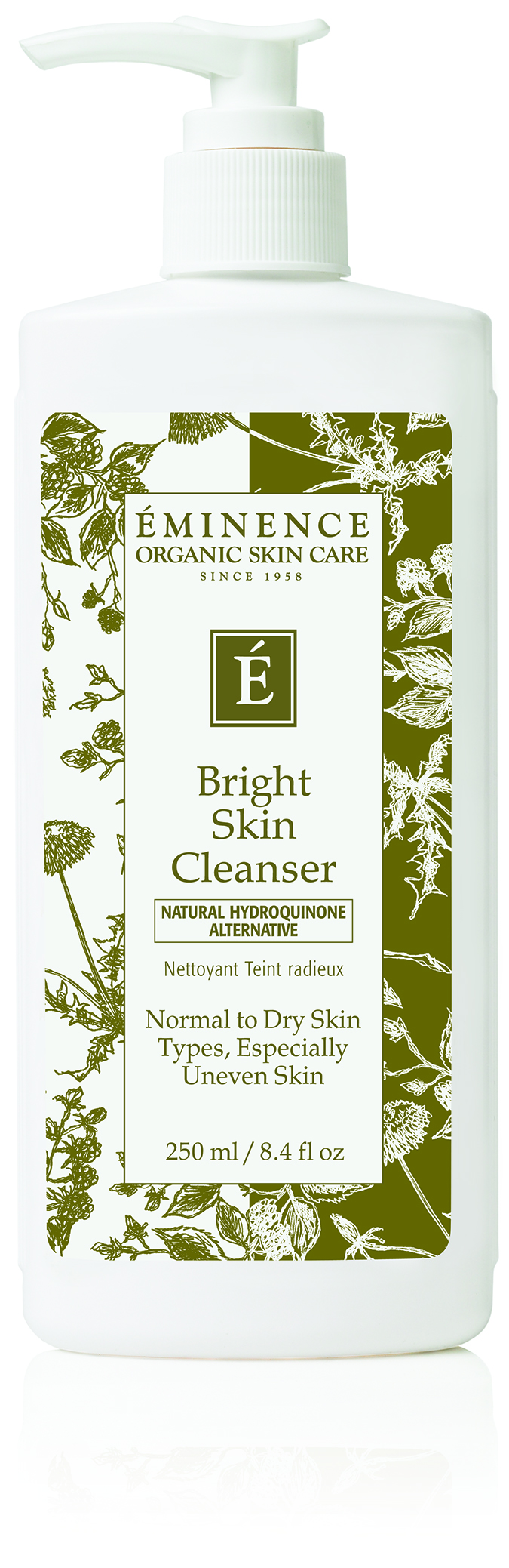8270 Bright Skin Cleanser HR