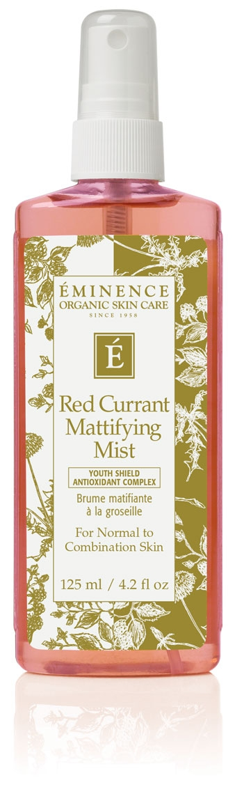 red currant mattifying current mist