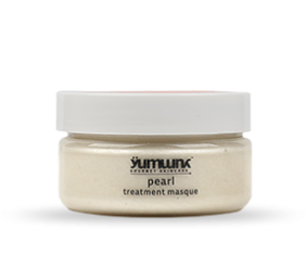 yum pearl-treatment mask