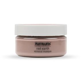 yum red-earth-mineral mask